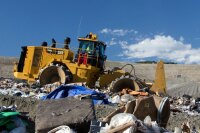 Landfill compactor offers 3 new wheel, tip configurations