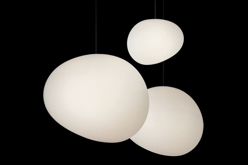 Gregg Outdoor Suspension Lamp, Foscarini