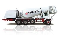 Terex mixer truck upgrades