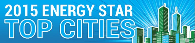 Top 25 Energy Star Cities