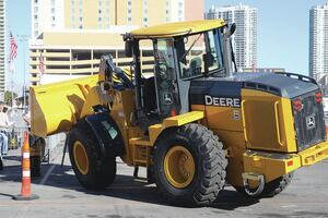 2014 World of Concrete Preview