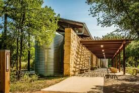 Salado Outdoor Classroom Pavilion