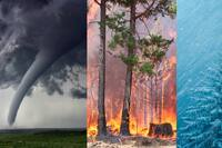 Natural Disasters Are Most Likely to Strike in these U.S. Counties
