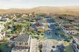 Jordan Dead Sea Development Zone Master Plan