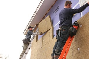 High-Performance Insulated Wall Retrofits