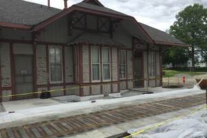 Public Parks Stay On Track with Stamped Concrete