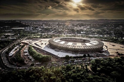 WSDG FOR OLYMPIC STADIUMS' WINNING SPEECH INTELLIGIBILITY