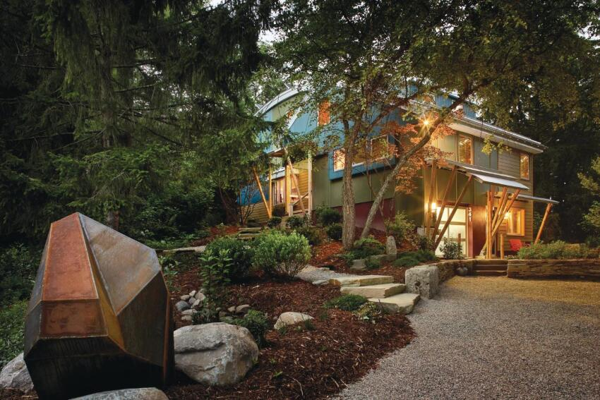 Deep Green: A Sustainable Remodel With Appeal for Future Homeowners