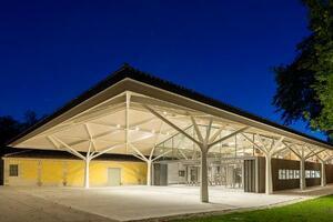 Foster + Partners Unveils Chateau Margaux