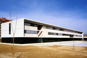 Newell rubbermaid design center architect magazine byce associates perkins will - Newell rubbermaid atlanta office ...