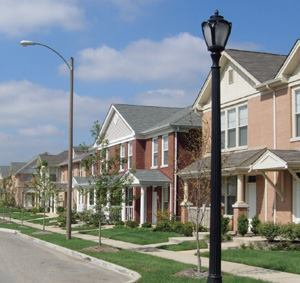 GOING FOR IT: Renaissance Place in St. Louis will seek certification under the LEED-ND pilot program.