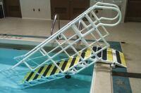 Rehab Systems' Modifies Aquatrek