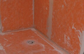 Manage Moisture and Build Mold-free Tiled Showers