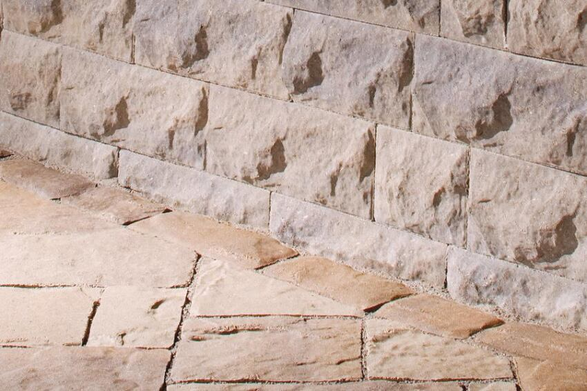 BelAir Wall from Belgard Hardscapes