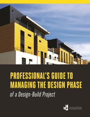 Step-by-step guide for managing a design-build project