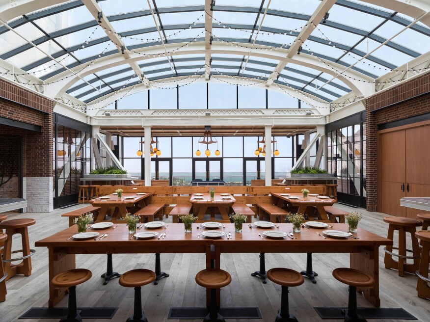 Awards The Six Nominees For James Beard Foundation Outstanding Restaurant Design
