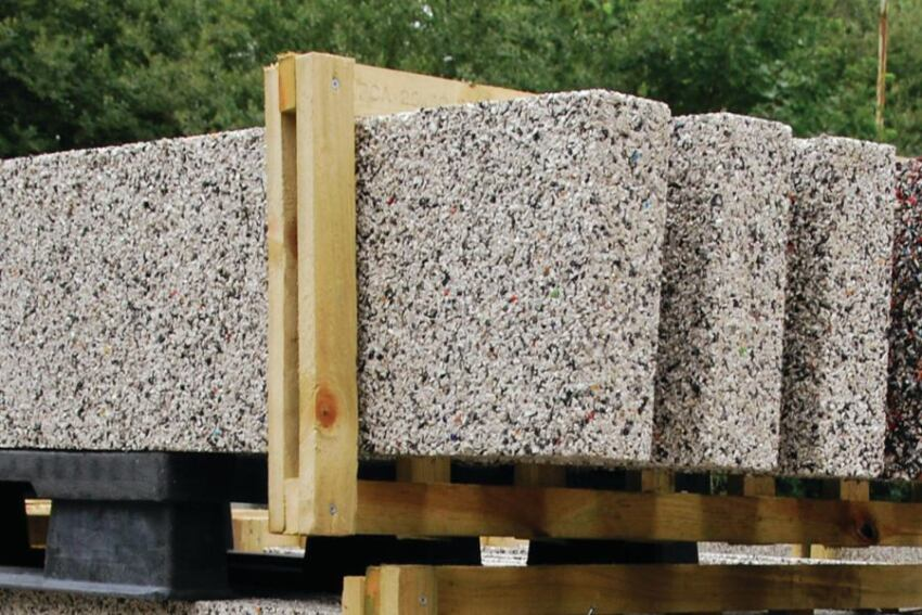 Can Plastics Supplant Wood and Concrete as a Structural Building Material?