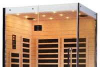 Trinity Leisure offers new European Sauna designs