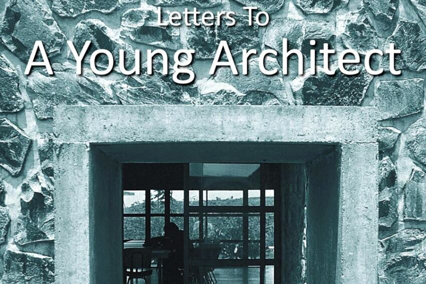 Book: 'Letters to a Young Architect'