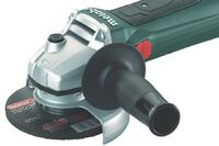 Metabo W18LTX cordless angle grinder