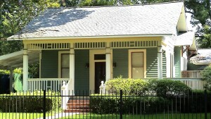 Classy Houston residential real estate.