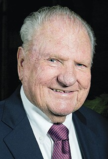 UCLA alumnus Edward Rice.