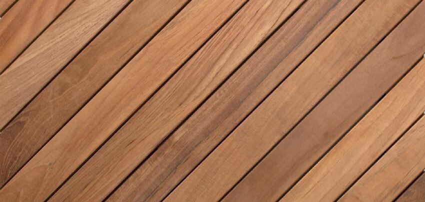 Teak Lumber From East Teak