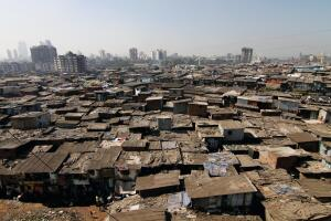 The Dharavi slum in Mumbai, India—which may house more than 1 million people in an area of just 0.7 square miles—is one of the largest slums in the world, but only the fifth-largest slum in Mumbai.