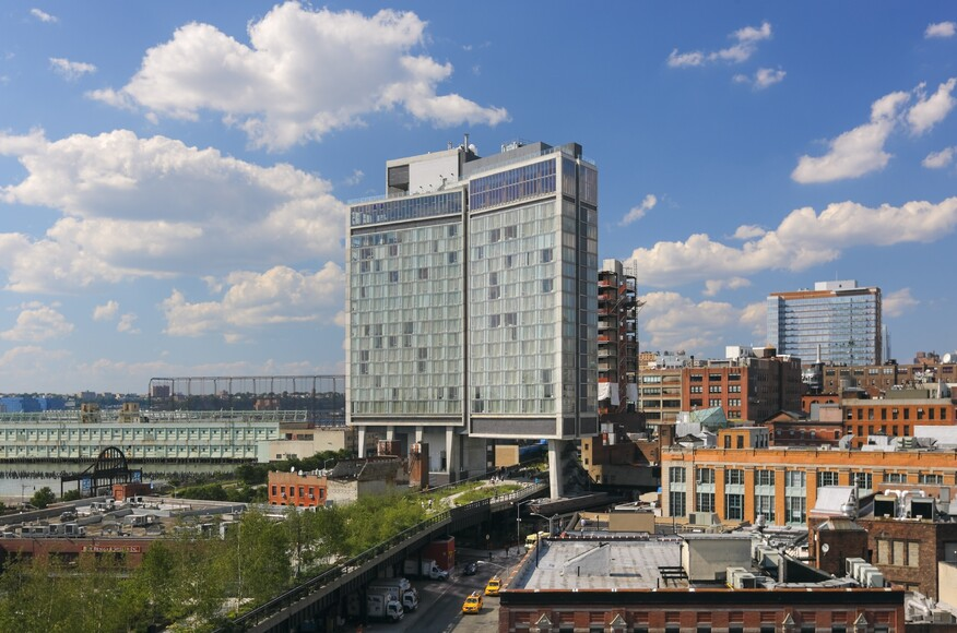 The standard high line architect magazine ennead for The high line hotel new york