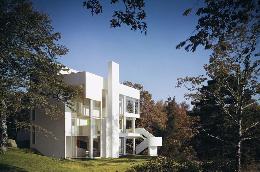 the smith house richard meier partners architects - Richard Meier Homes
