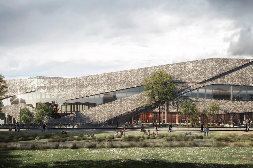Christchurch convention centre architect magazine for Architects christchurch