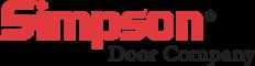 Simpson Door Co. Logo