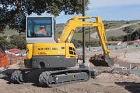 New Holland Construction E55Bx