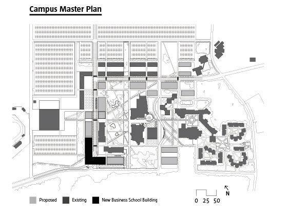 Rutgers Campus Master Plan, also by TEN Arquitectos.