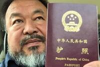 Four Years Later, Ai Weiwei Gets His Passport Back