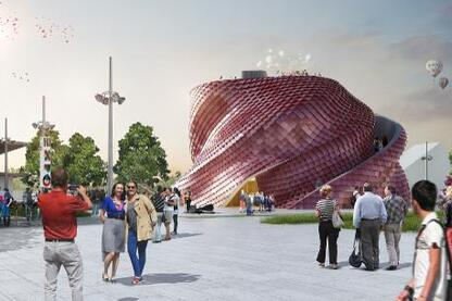 Milan Expo 2015: China