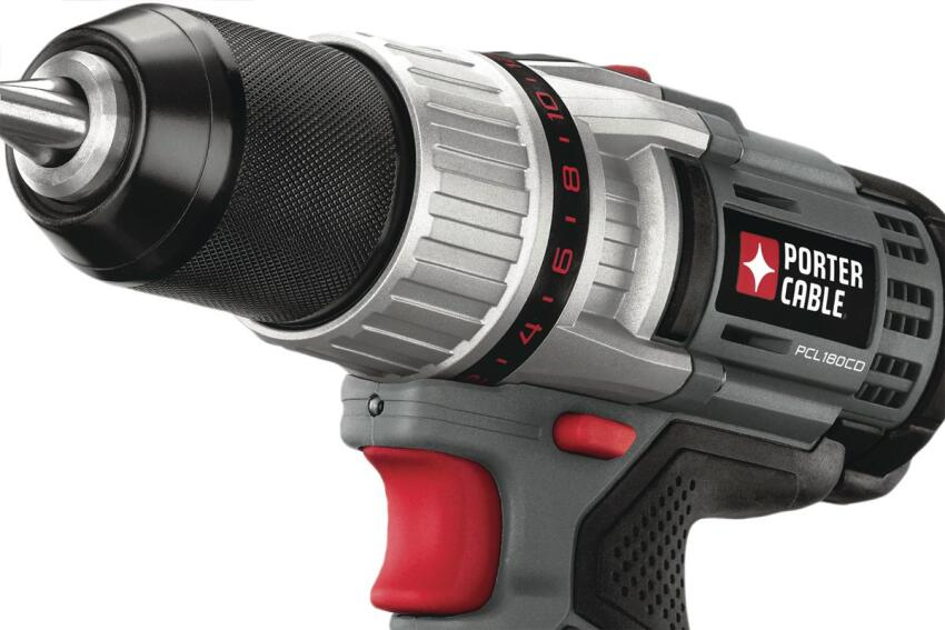 Drilling Down: Porter-Cable PCL180CDK-2 Cordless Drill/Driver