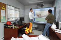 Dealers Turn to Interactive Whiteboards