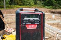 Milwaukee Jobsite Radio-Charger With Bluetooth