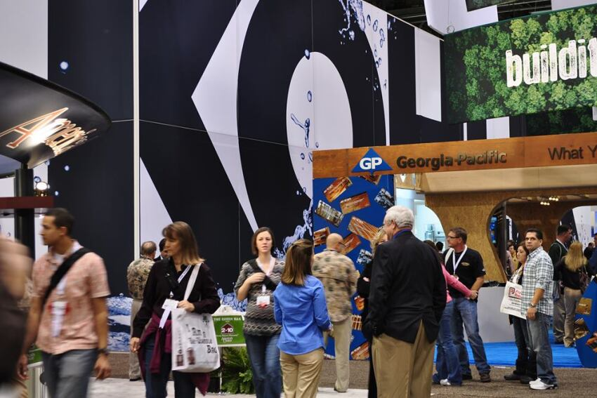 IBS 2010: Smaller Crowds, More Optimism