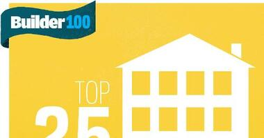 Builder 100: The Top 25 Private Companies