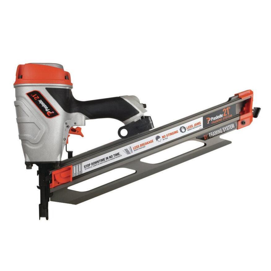 Paslode 21 Degree Framing Nailer Tools Of The Trade