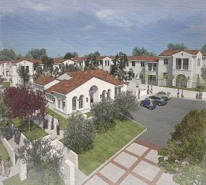 Cedar Springs will provide 35 affordable housing units, including 25 for transition-age youth.