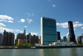 United Nations Headquarters Campus Renovation of Façades