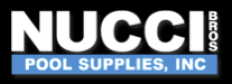Nucci Brothers Pool Supplies Logo