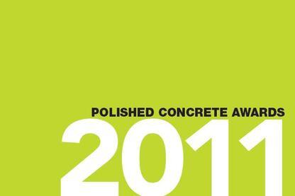 2011 Polished Concrete Awards