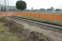 California Prisons Speed Sidewalk Construction