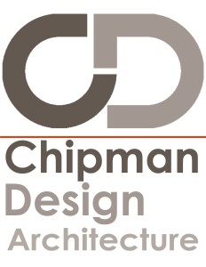 Chipman Design Architecture Logo