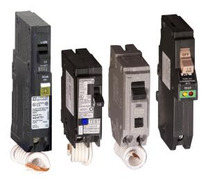 Unlike a standard circuit breaker detecting overloads and short circuits, an AFCI utilizes advanced electronic technology to sense arcing conditions andde-energize the circuit when an arc fault is detected.