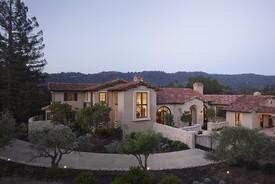 Mediterranean Style Residence